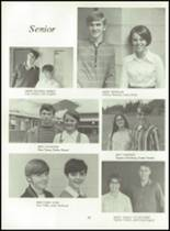 1971 White Pass High School Yearbook Page 32 & 33