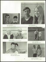 1971 White Pass High School Yearbook Page 34 & 35
