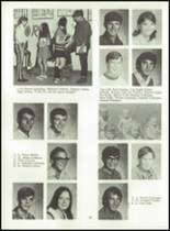 1971 White Pass High School Yearbook Page 40 & 41