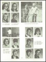 1971 White Pass High School Yearbook Page 42 & 43