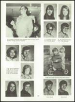 1971 White Pass High School Yearbook Page 44 & 45