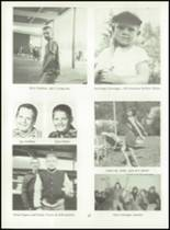 1971 White Pass High School Yearbook Page 46 & 47