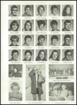 1971 White Pass High School Yearbook Page 50 & 51