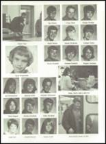 1971 White Pass High School Yearbook Page 56 & 57