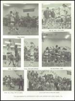 1971 White Pass High School Yearbook Page 64 & 65
