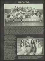 1971 White Pass High School Yearbook Page 76 & 77
