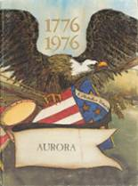 1976 Yearbook Anderson Union High School
