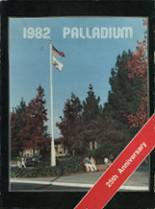 1982 Yearbook Castro Valley High School