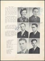 1943 Clyde High School Yearbook Page 22 & 23
