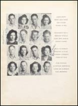 1943 Clyde High School Yearbook Page 44 & 45