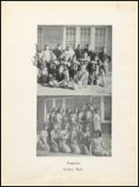 1943 Clyde High School Yearbook Page 66 & 67