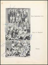 1943 Clyde High School Yearbook Page 68 & 69
