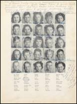 1943 Clyde High School Yearbook Page 78 & 79