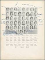 1943 Clyde High School Yearbook Page 82 & 83