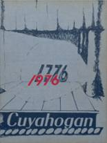 1976 Yearbook Cuyahoga Falls High School