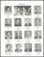 1964 Sidney High School Yearbook Page 20 & 21