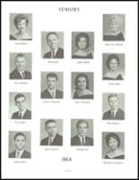 1964 Sidney High School Yearbook Page 28 & 29