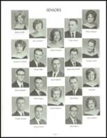 1964 Sidney High School Yearbook Page 30 & 31