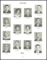 1964 Sidney High School Yearbook Page 32 & 33