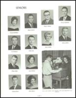 1964 Sidney High School Yearbook Page 34 & 35