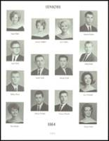 1964 Sidney High School Yearbook Page 36 & 37