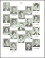 1964 Sidney High School Yearbook Page 38 & 39