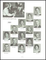 1964 Sidney High School Yearbook Page 42 & 43