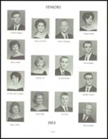 1964 Sidney High School Yearbook Page 46 & 47