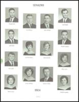 1964 Sidney High School Yearbook Page 50 & 51