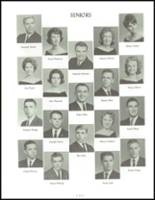 1964 Sidney High School Yearbook Page 58 & 59