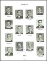 1964 Sidney High School Yearbook Page 60 & 61