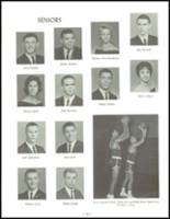 1964 Sidney High School Yearbook Page 62 & 63
