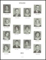 1964 Sidney High School Yearbook Page 64 & 65
