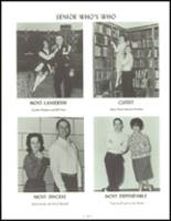 1964 Sidney High School Yearbook Page 144 & 145