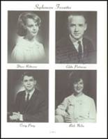 1964 Sidney High School Yearbook Page 152 & 153