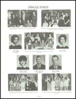 1964 Sidney High School Yearbook Page 162 & 163
