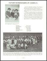 1964 Sidney High School Yearbook Page 186 & 187