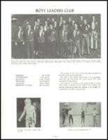1964 Sidney High School Yearbook Page 206 & 207