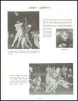 1964 Sidney High School Yearbook Page 224 & 225