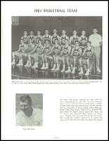 1964 Sidney High School Yearbook Page 230 & 231