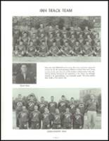 1964 Sidney High School Yearbook Page 240 & 241