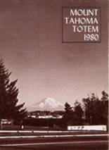 1980 Yearbook Mt. Tahoma High School