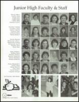 1998 Hebbronville High School Yearbook Page 16 & 17