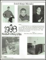 1998 Hebbronville High School Yearbook Page 146 & 147