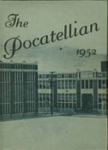 1952 Yearbook Pocatello High School