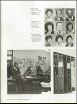 1983 McHenry Community High School Yearbook Page 50 & 51