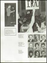 1983 McHenry Community High School Yearbook Page 52 & 53