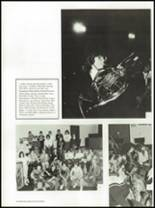 1983 McHenry Community High School Yearbook Page 110 & 111