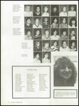 1983 McHenry Community High School Yearbook Page 136 & 137
