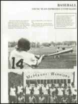 1983 McHenry Community High School Yearbook Page 186 & 187